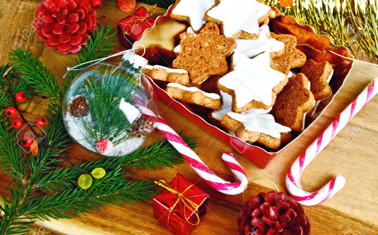 Cinnamon Stars German Name Is Zimtsterne German Christmas Cookies