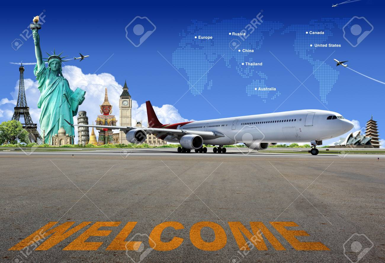 Travel the world - 14997037