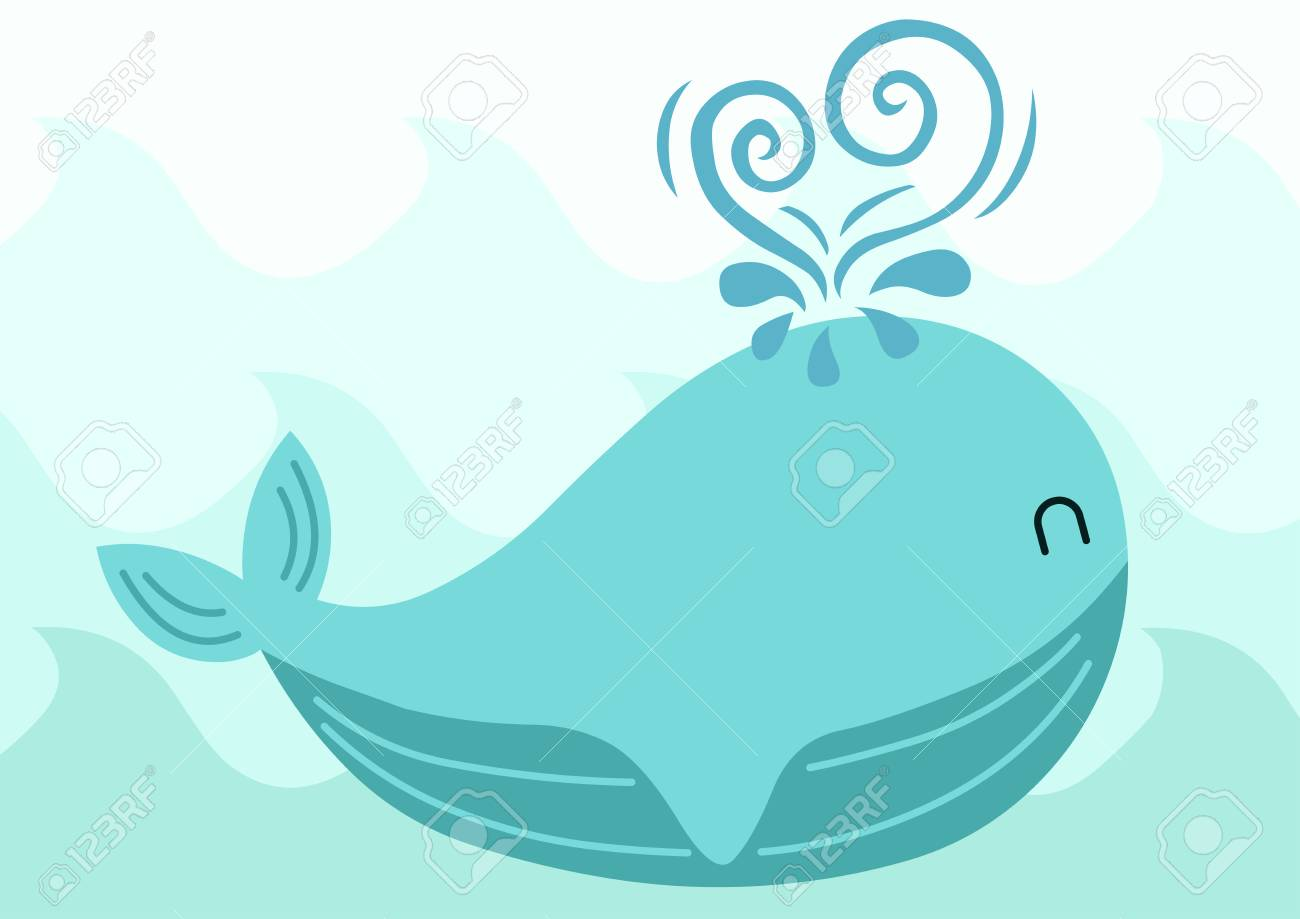 friendly whale royalty free cliparts vectors and stock