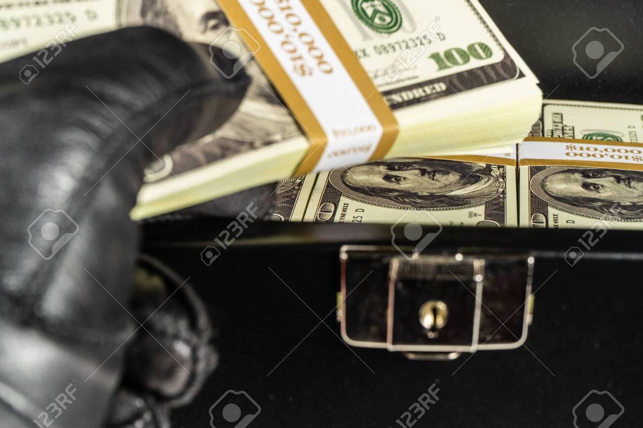 кейс на деньги видео