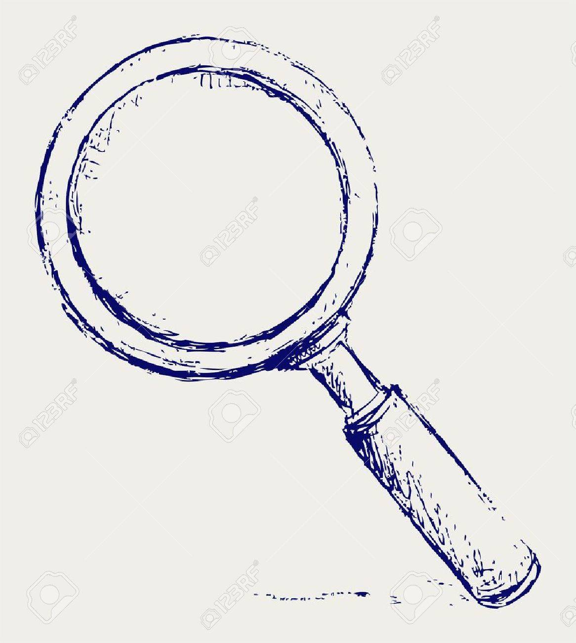 Magnifying glass - 15795486