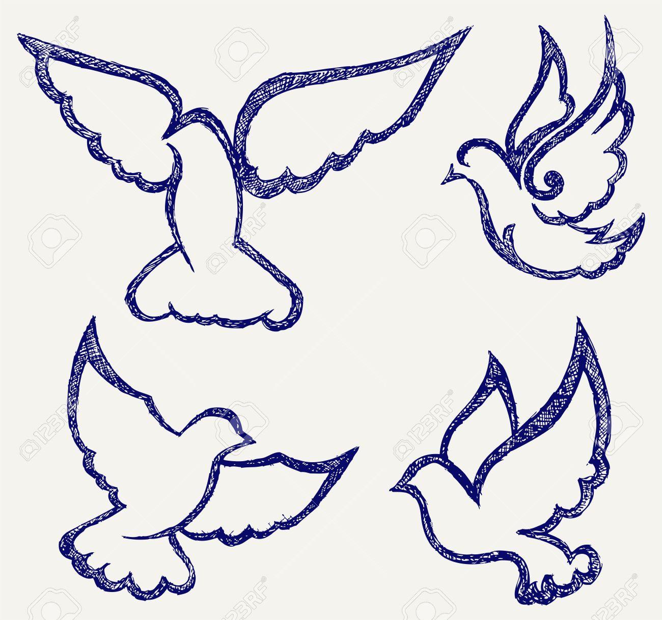 dove symbol - 15832130