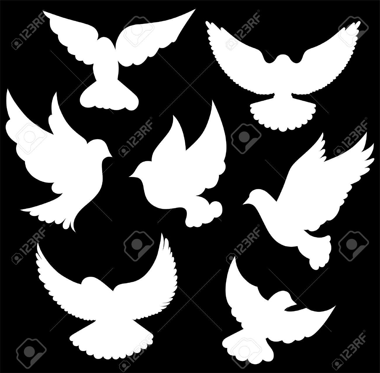 Dove symbol royalty free cliparts vectors and stock illustration dove symbol stock vector 15831665 biocorpaavc