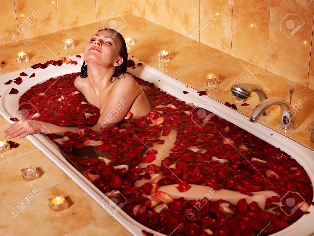 Романтика в банi 4 фотография