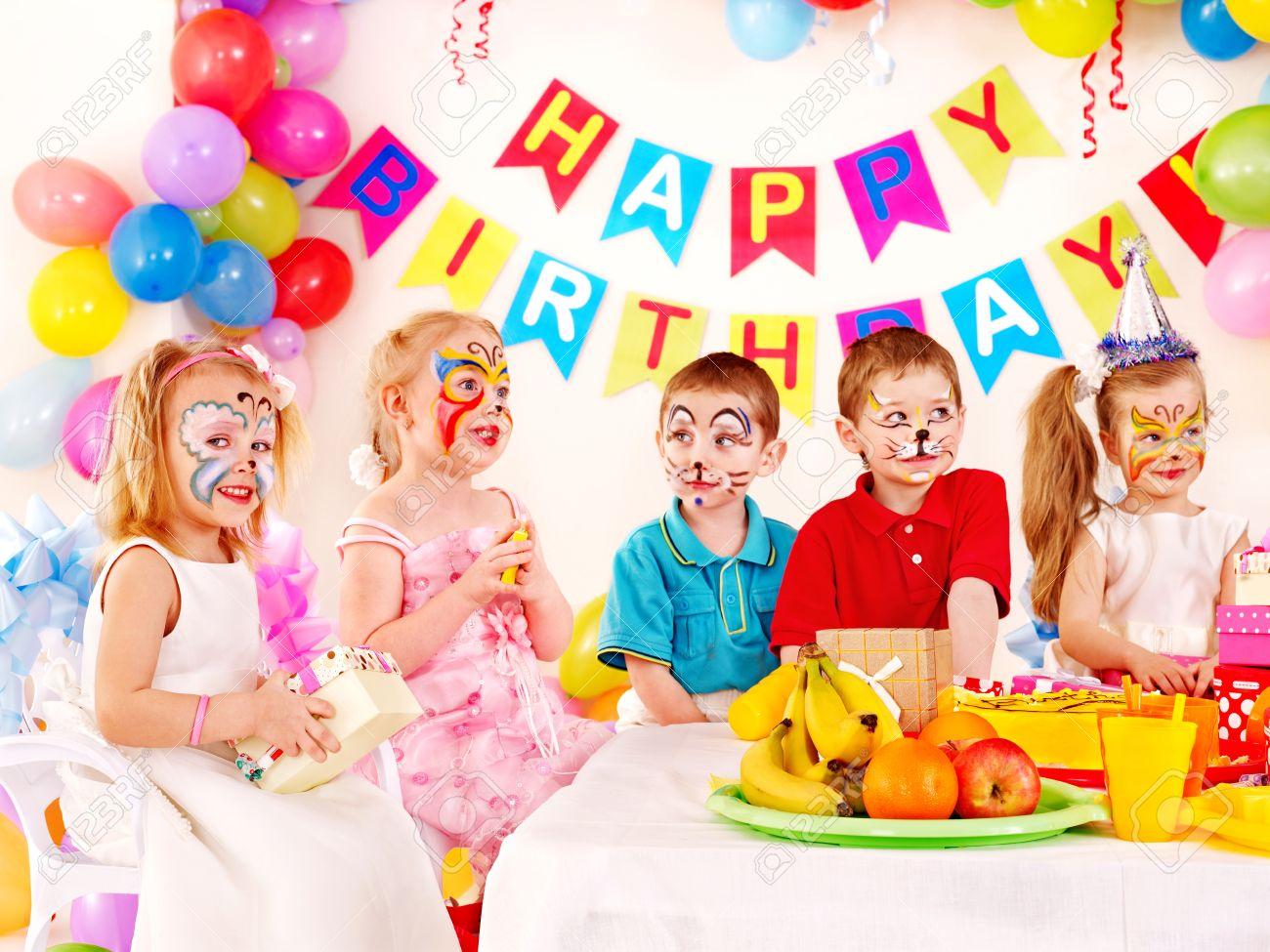 Детский праздник день именинника сценарий