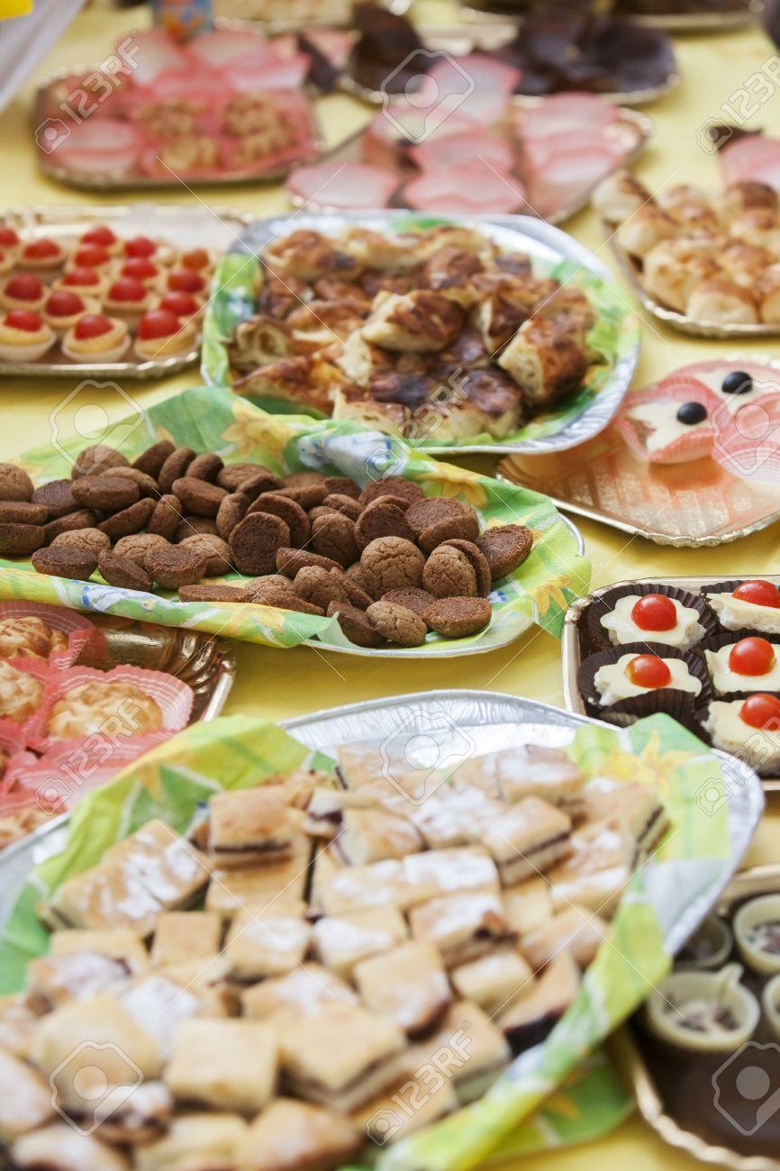 Eccezionale Buffet Compleanno Economico. Good Ricette Per Buffet With Buffet  WS91