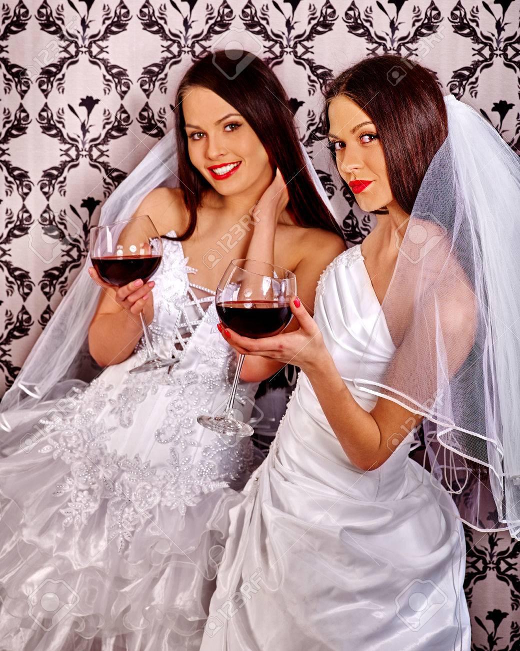 Свадьба лесбиянок фото 10 фотография