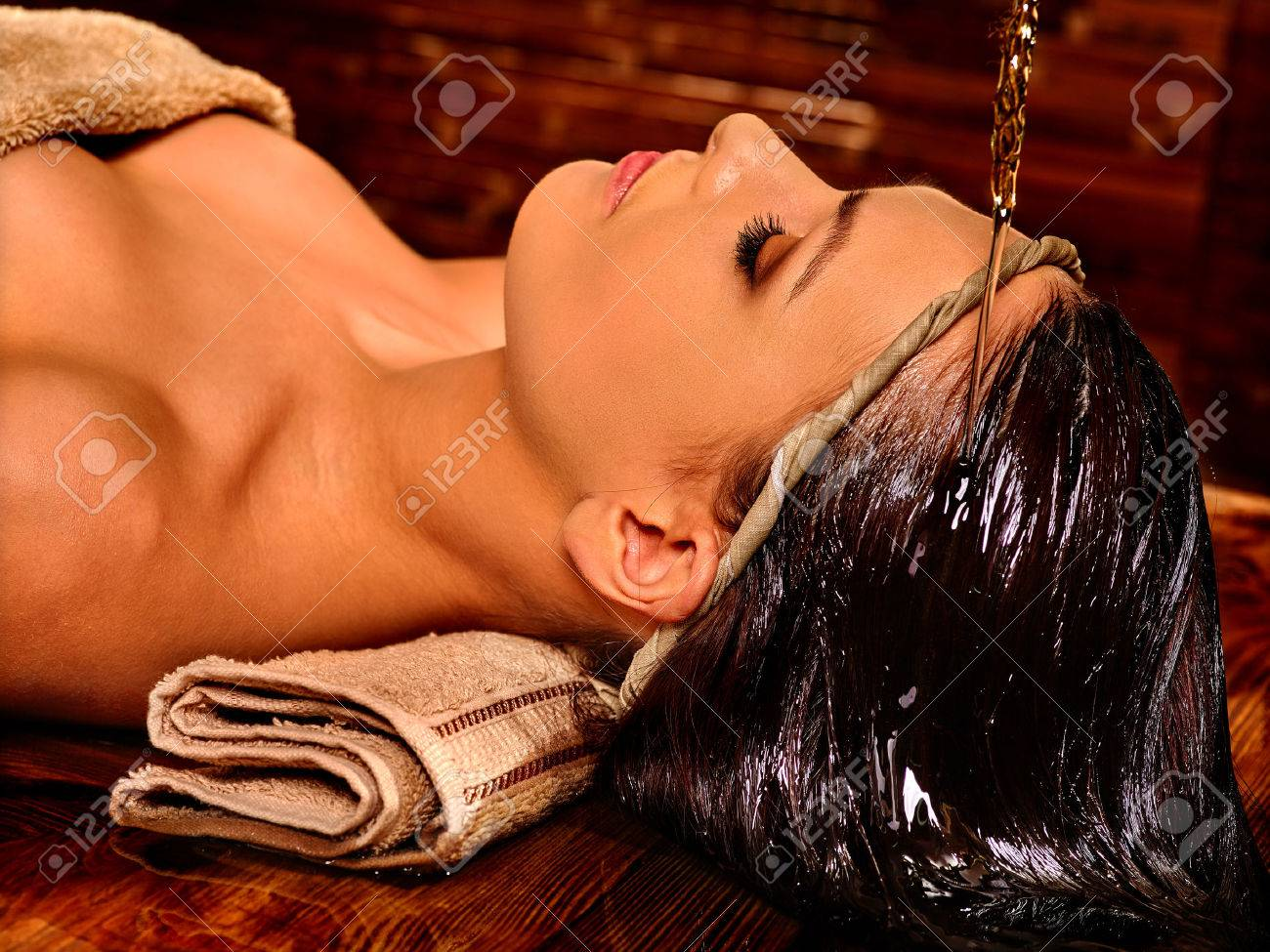 Clement recommend best of latina oil massage