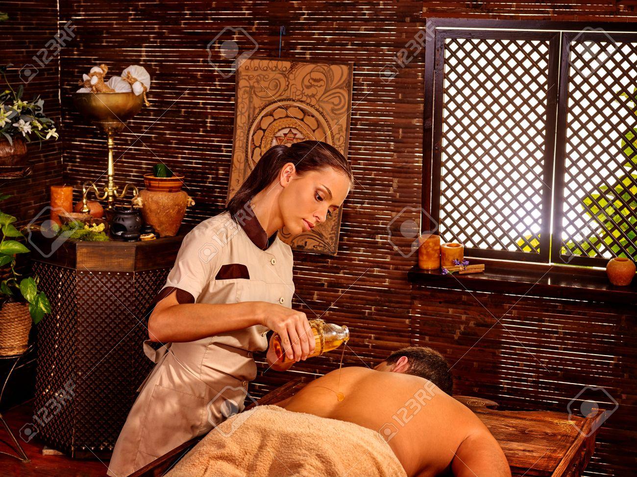 Eroxtic massage