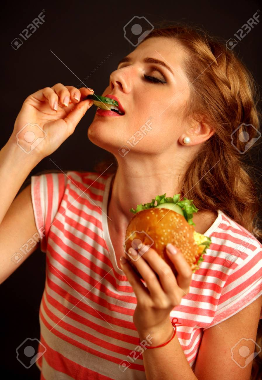 Girl you need to eat a cheeseburger