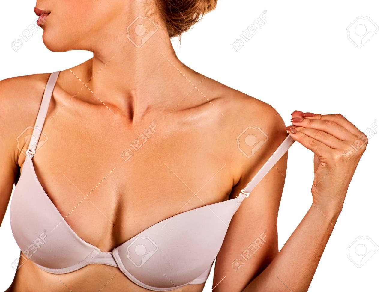Schöne spitze brüste