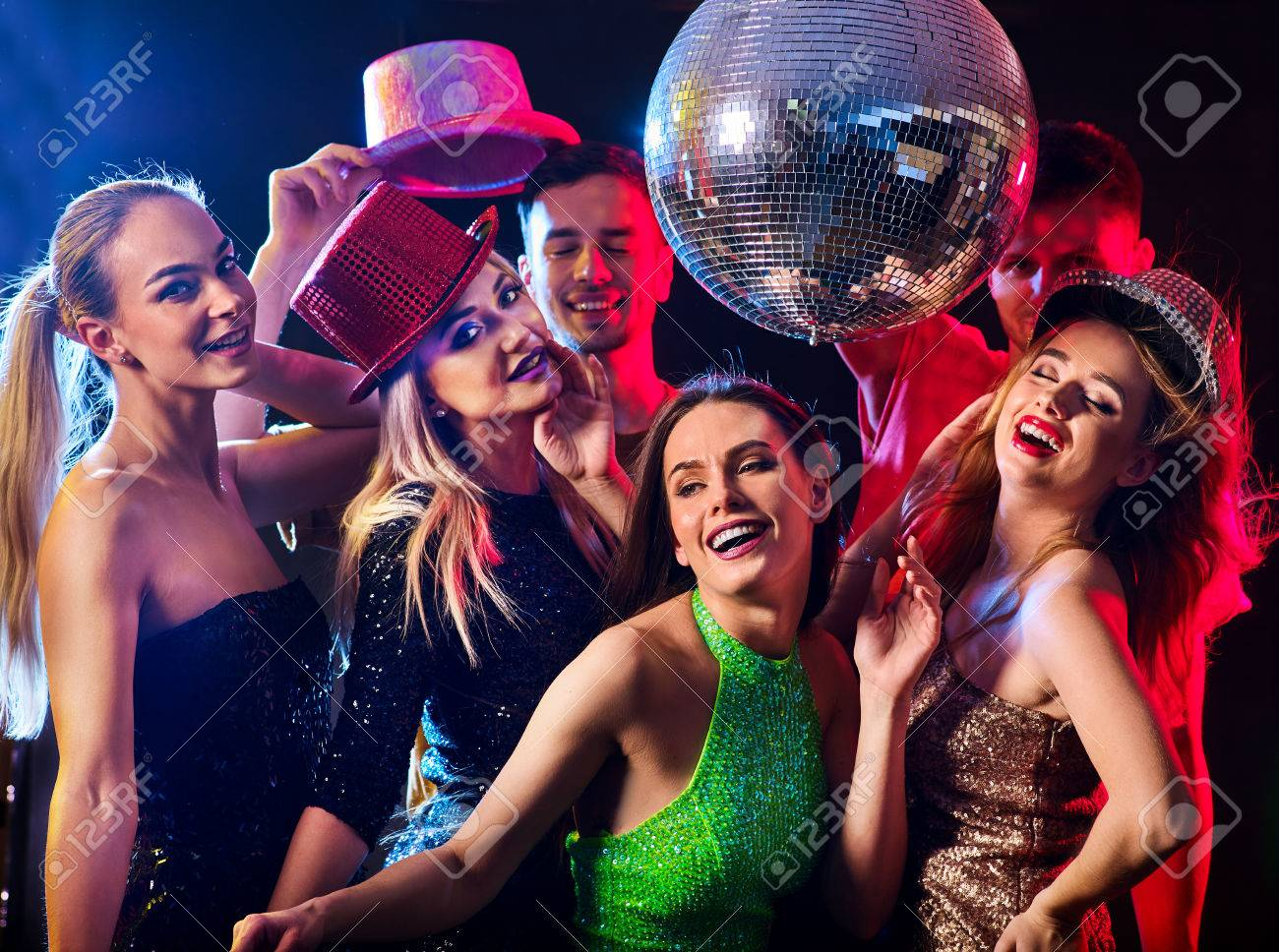 What to put on a disco for guys and girls