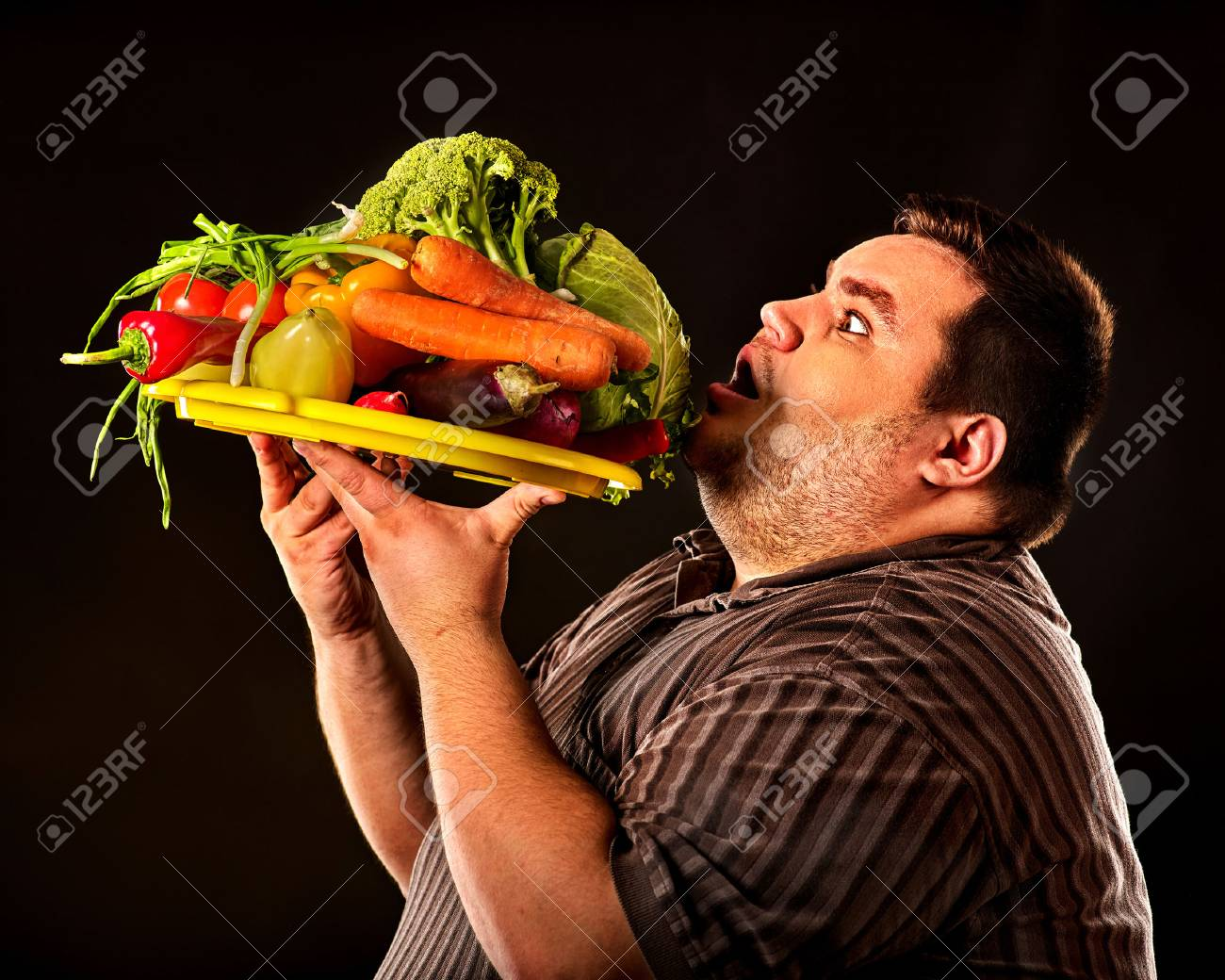 fat and vegetable diet