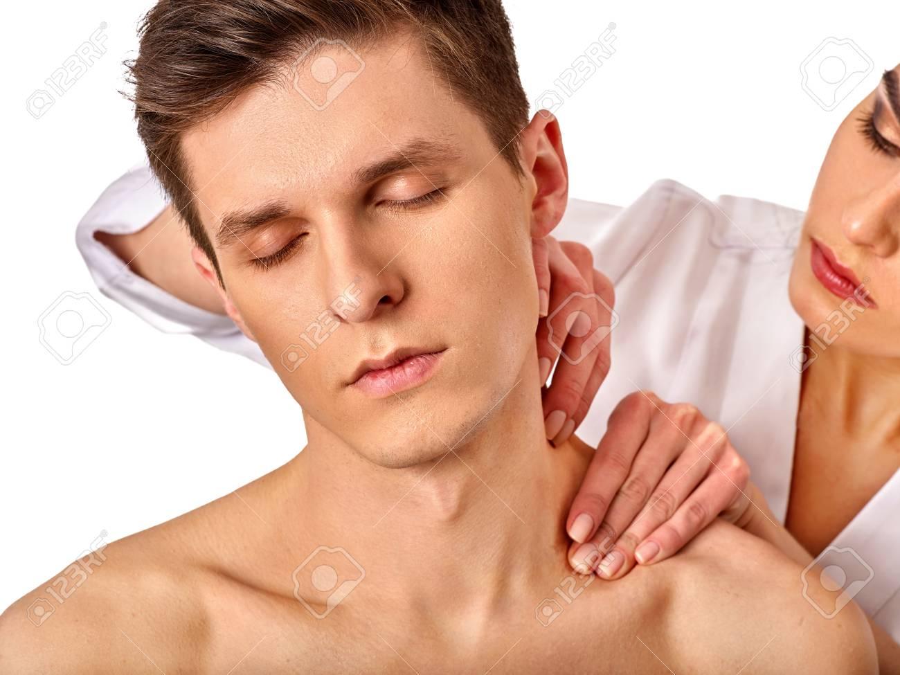 massage pour les hommes