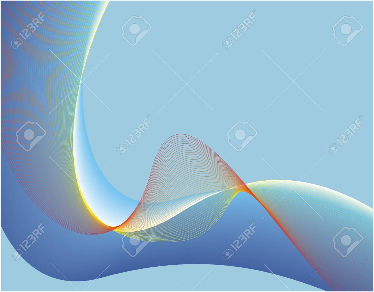 Abstract background Stock Vector - 4595990