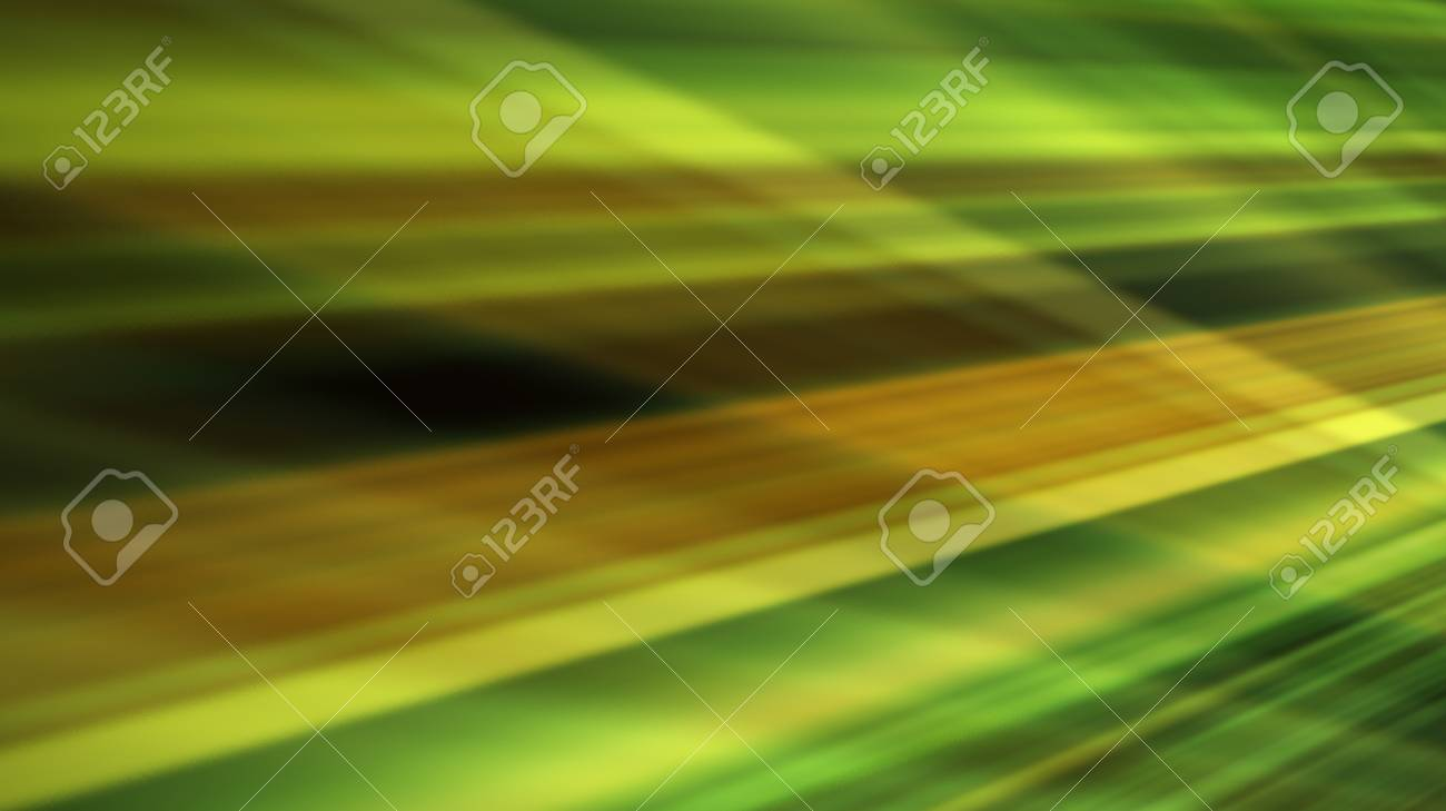 Abstract green wave background Stock Photo - 22011917
