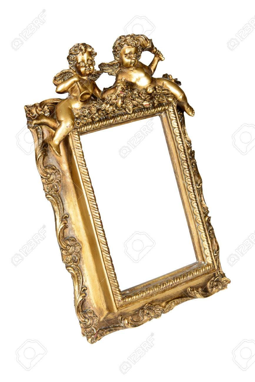 Erfreut Goldbilderrahmen Fotos - Bilderrahmen Ideen - szurop.info