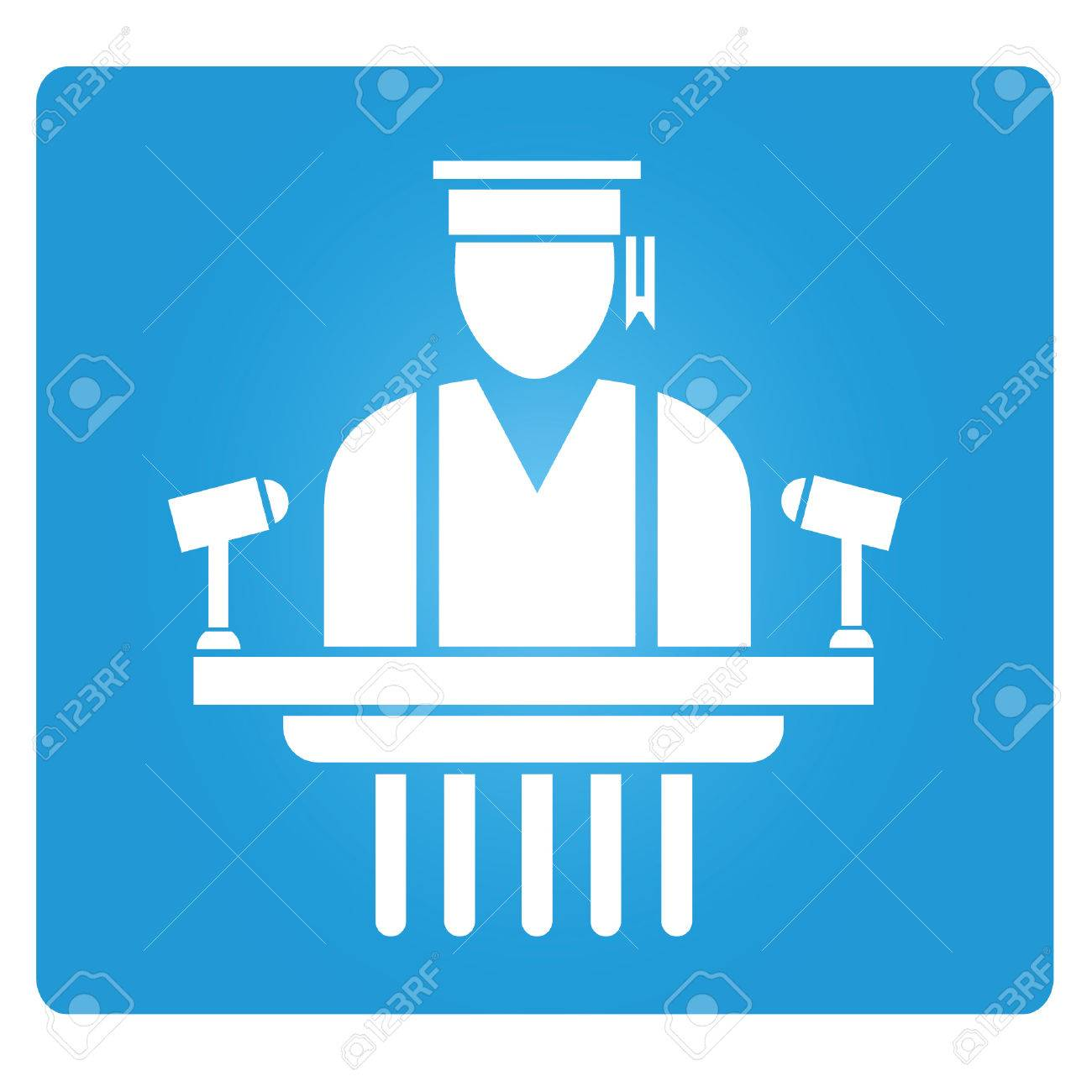 graduation Stock Vector - 22786112