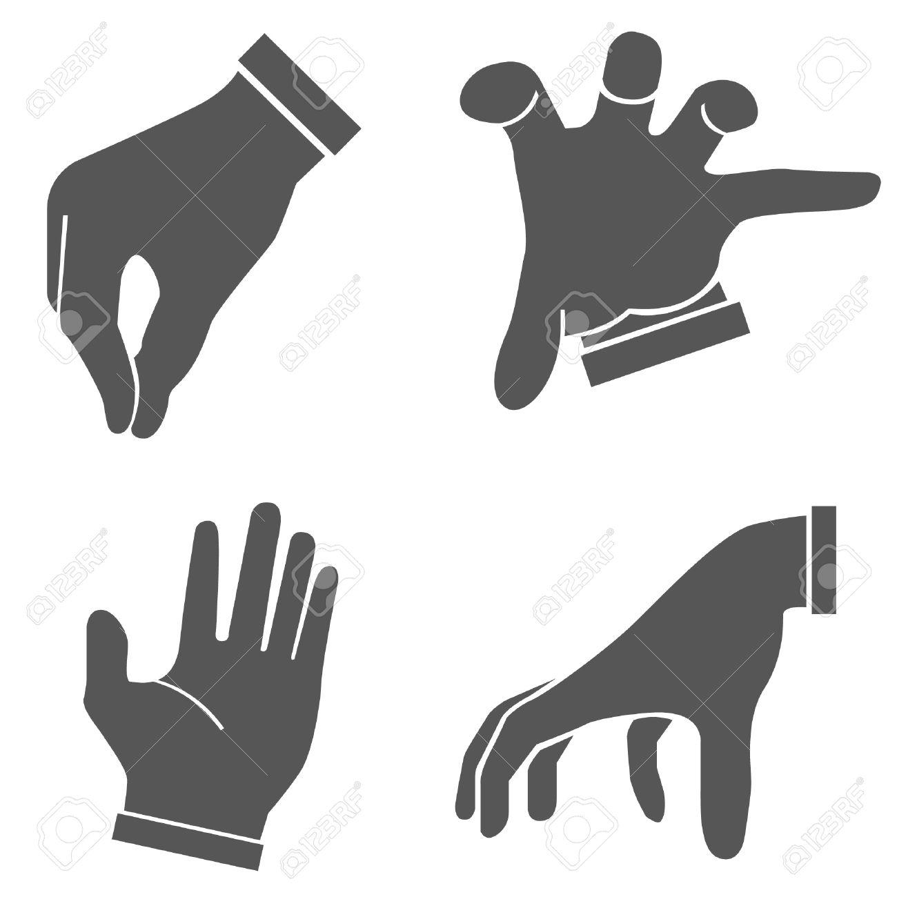 hand set, hand sign - 22786205