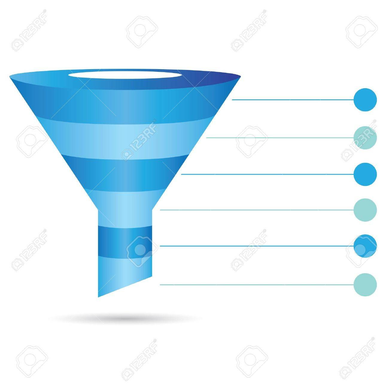 Funnel diagram process chart filter royalty free cliparts vectors funnel diagram process chart filter stock vector 39489845 pooptronica Images