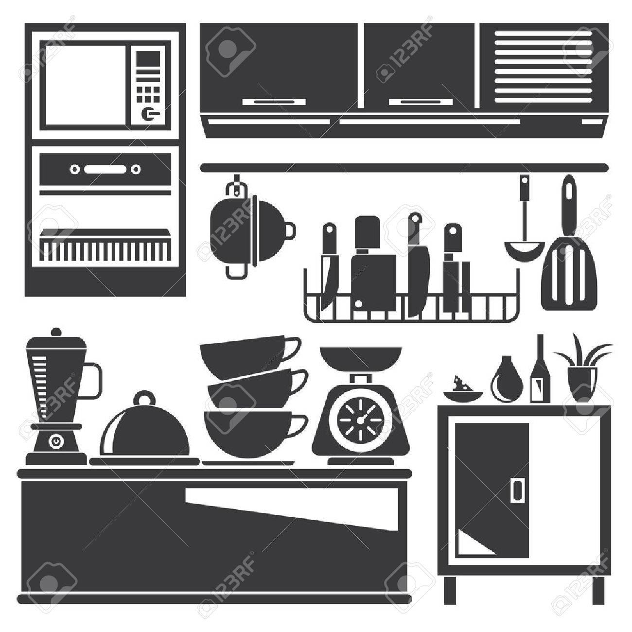 kitchen appliances - 53039129