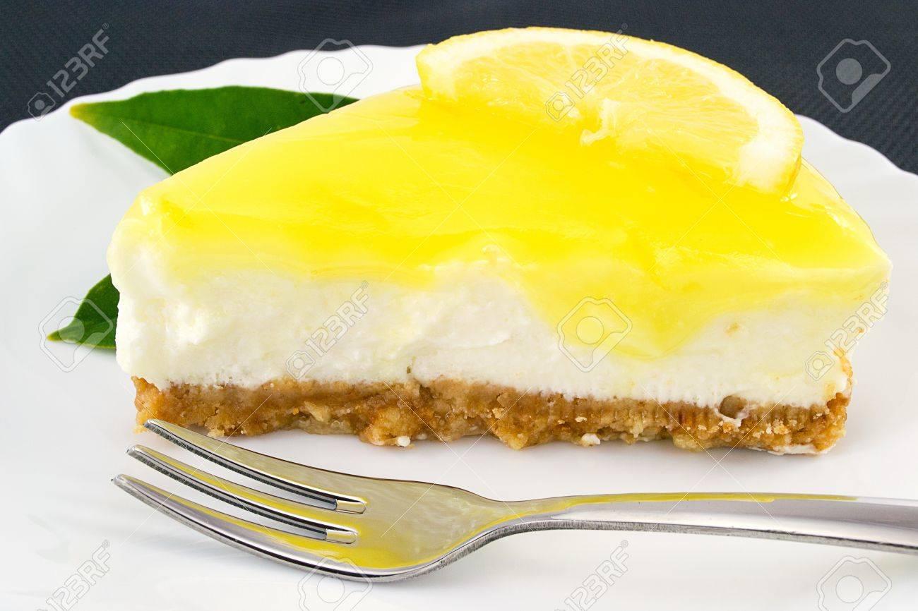 cheesecake lemon - 13605661