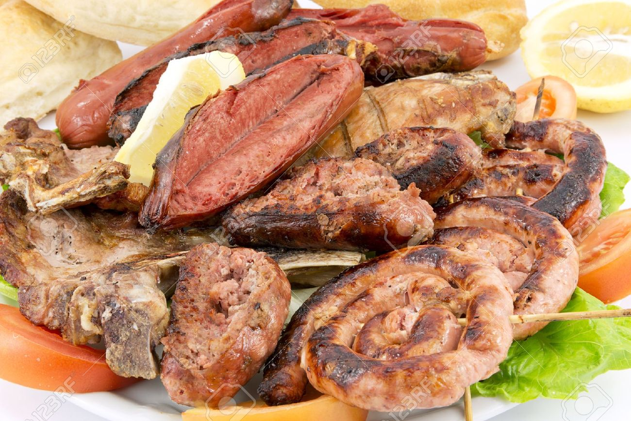 Mixed grilled meat - 14442943