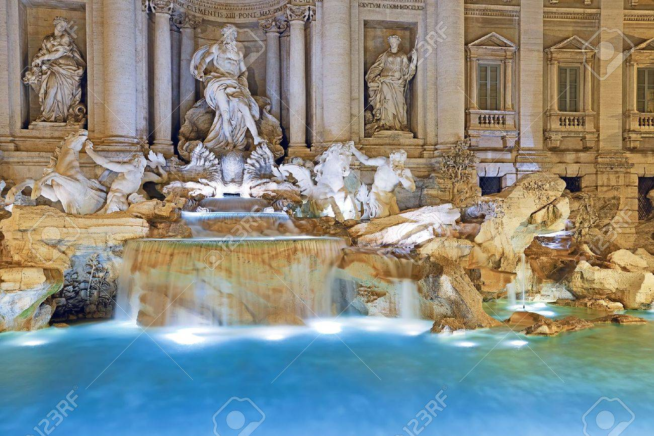Trevi Fountain, Rome - 15175984