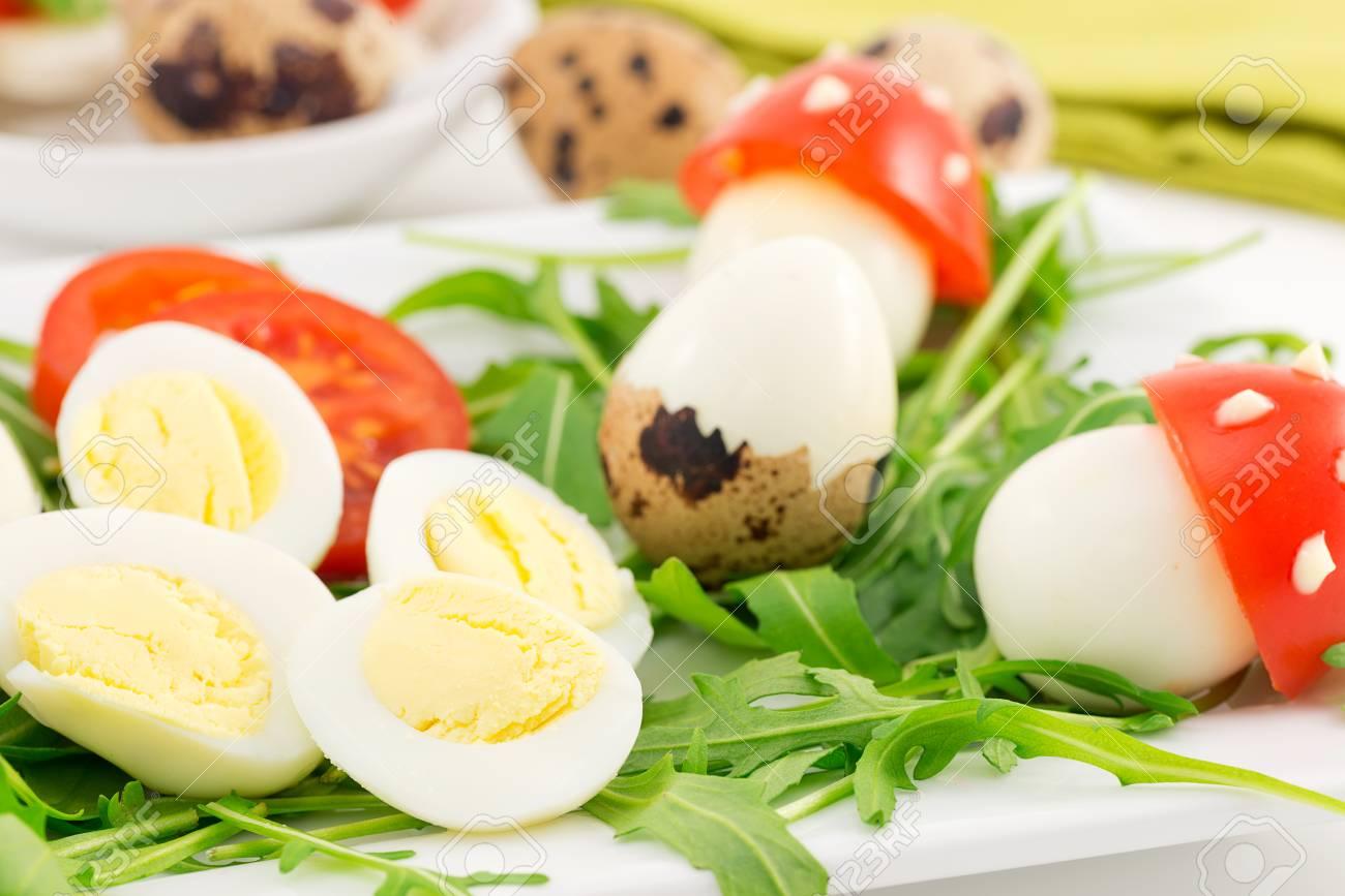 quail eggs - 25447958