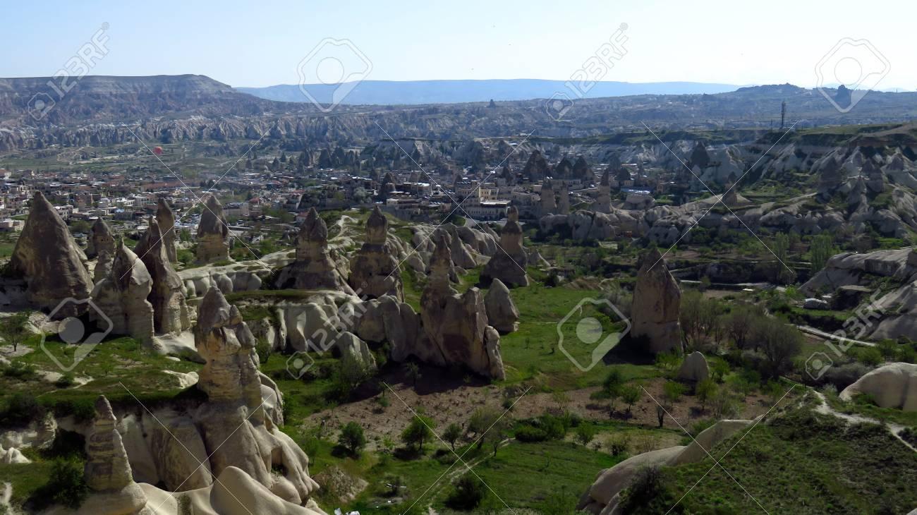 Fairy Chimneys in Göreme, Cappadocia - 100269150