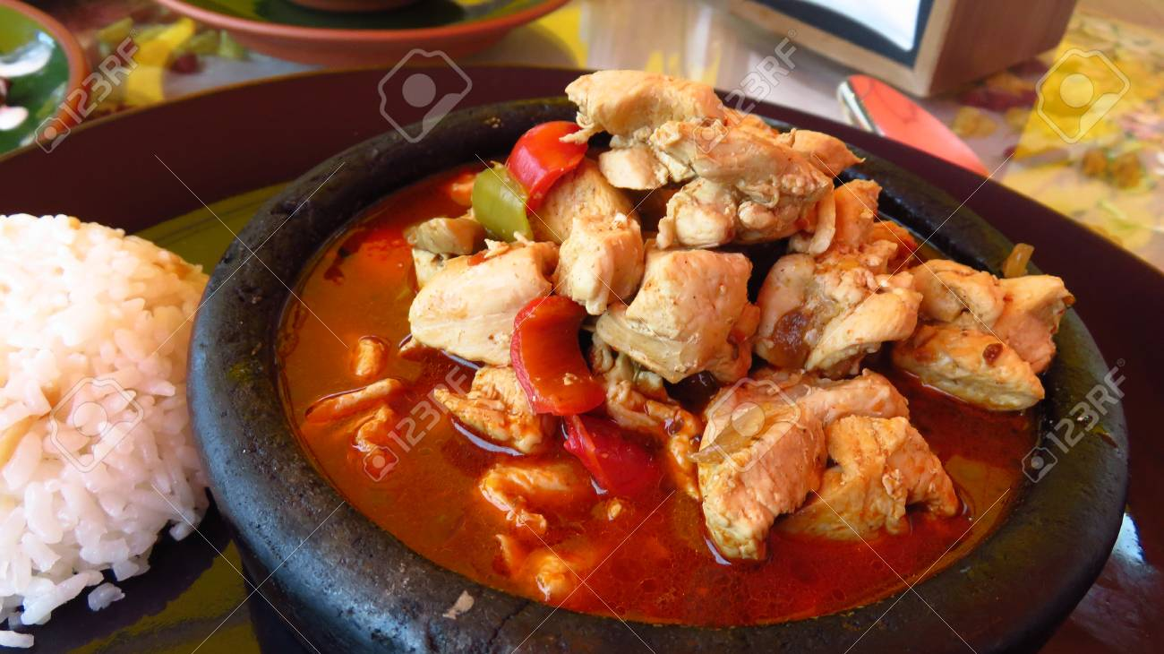 Traditional Turkish Testi Kebab With Chicken at Restaurant - 100536106