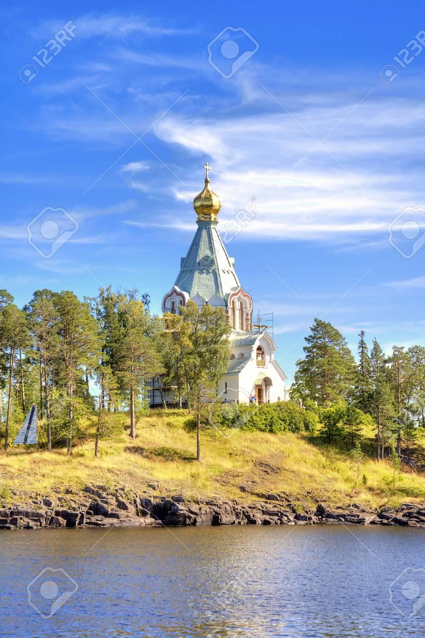 Hermitage of Saint Nicholas Stock Photo - 25039202