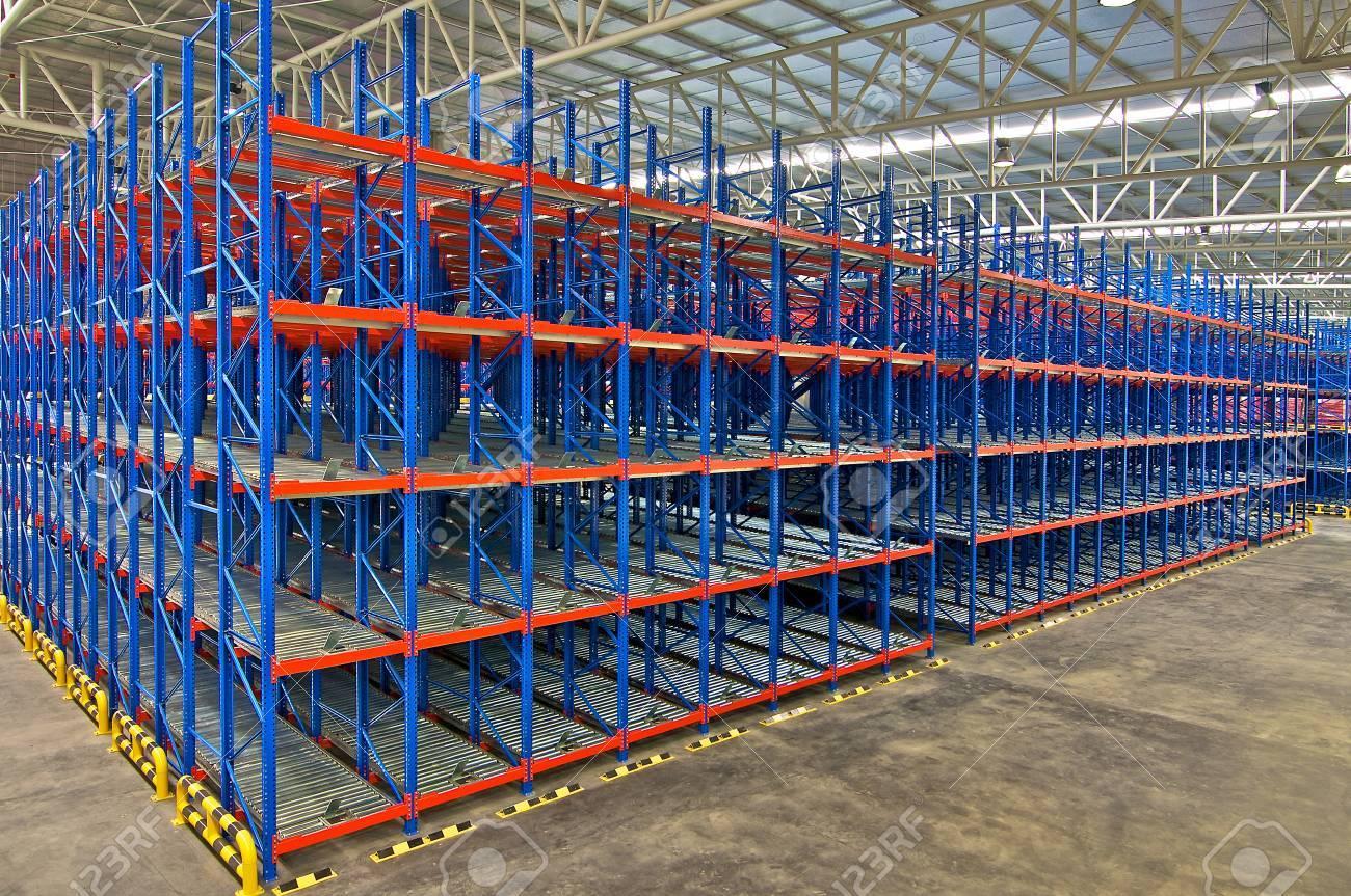 Almacenamiento En Estanterias Metalicas.Almacenamiento En Depositos Estanterias Metalicas Sistemas De Paletizacion