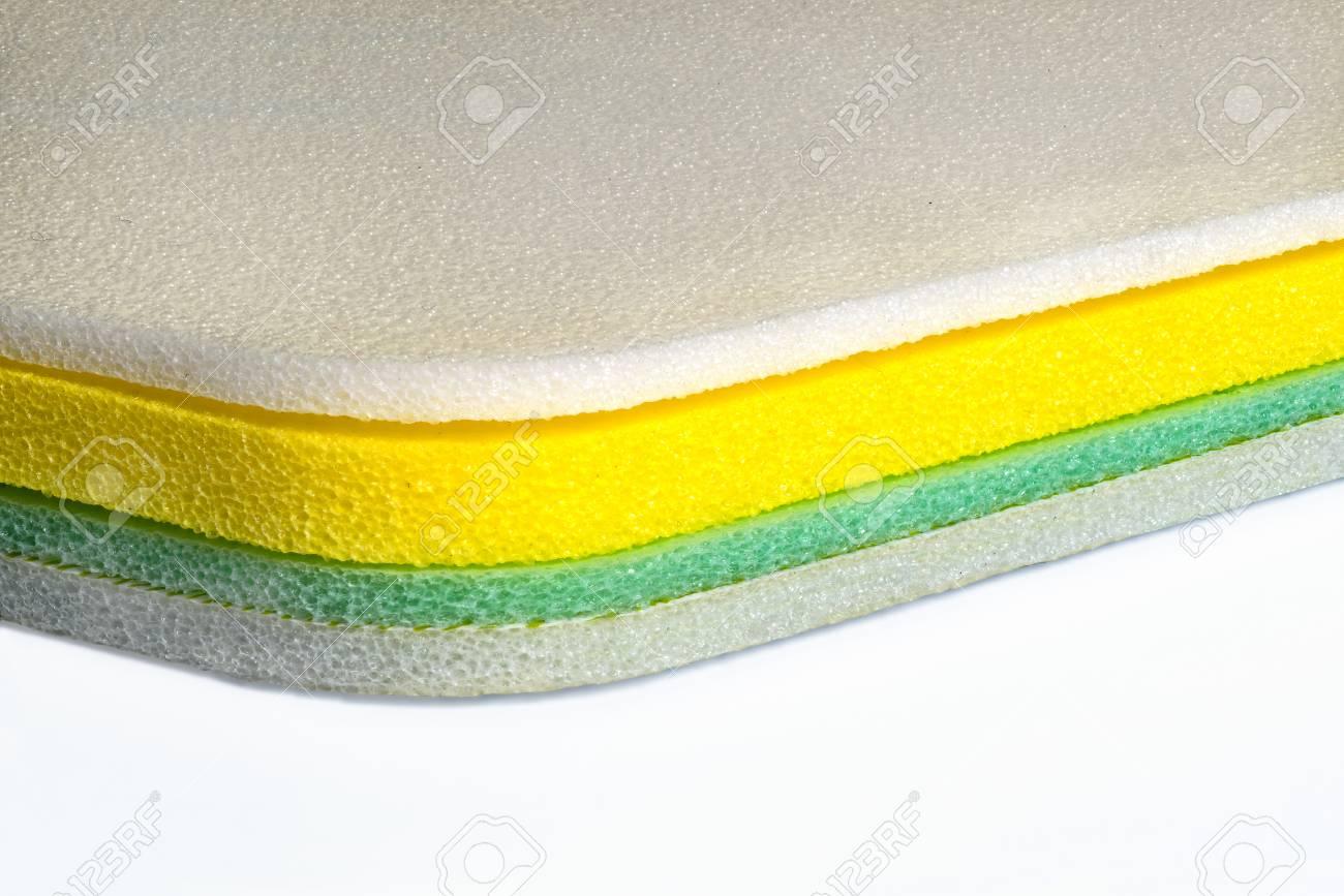 Multi type polyethylene foam shockproof material colourful foam