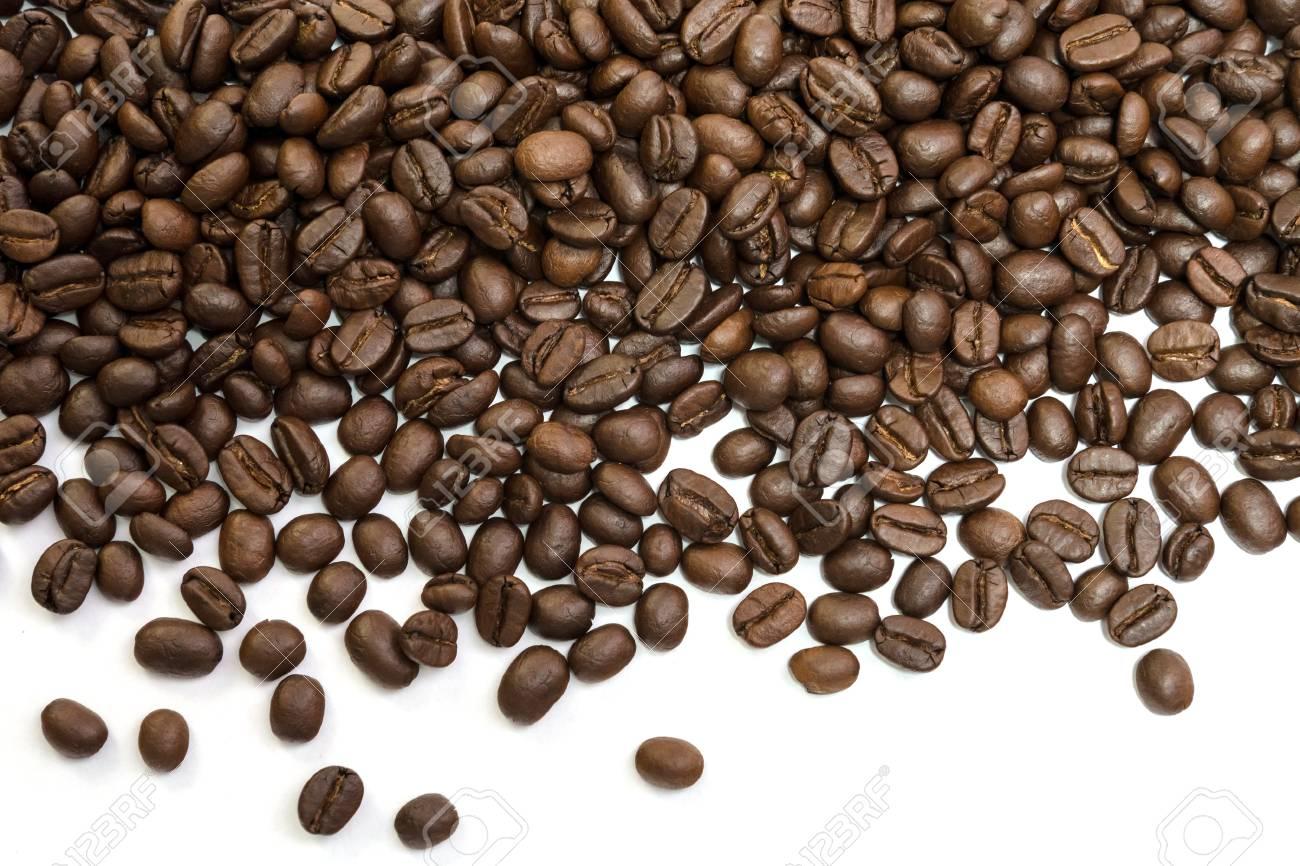 High Resolution Coffee Beans