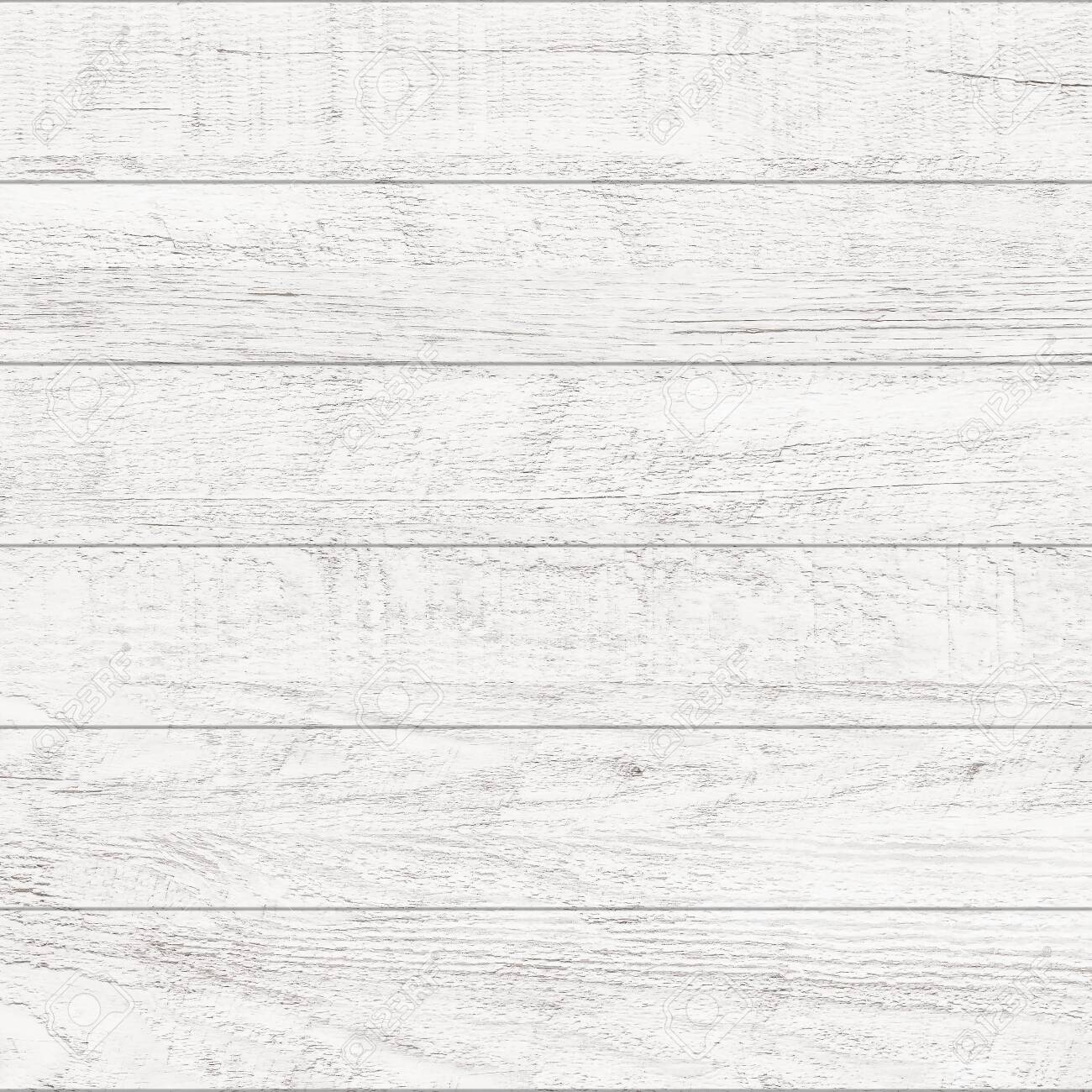 White wood pattern and texture for background. Close-up image. - 123612408