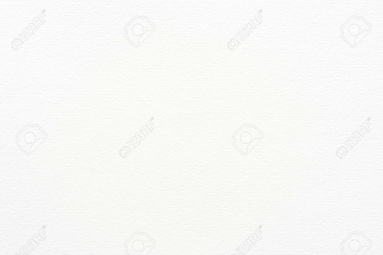 Watercolor paper background. White paper texture. Close-up. - 169511341