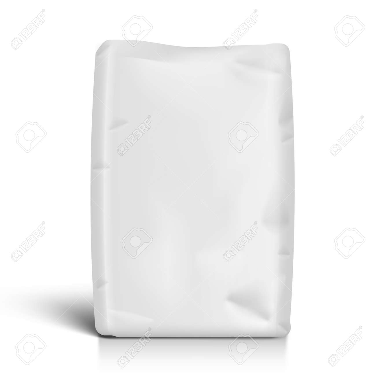 White Bag For Flour Or Other Loose Products - 166935510