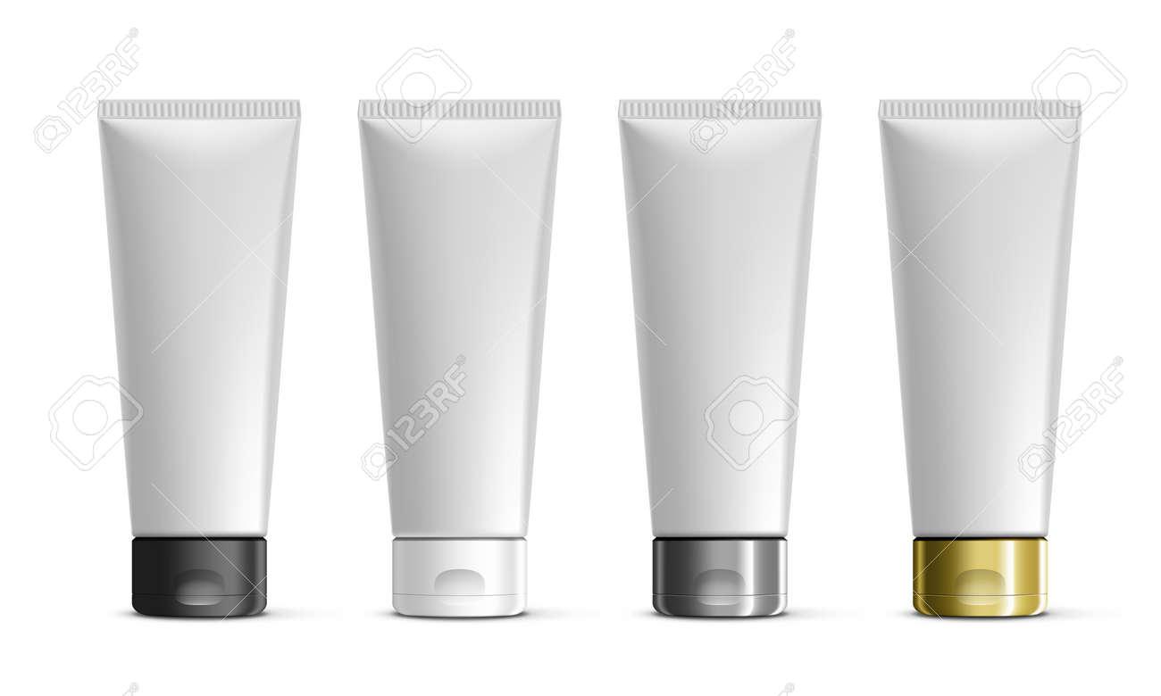 Cosmetic Tube For Cream, Gel, Liquid, Foam - 169410960