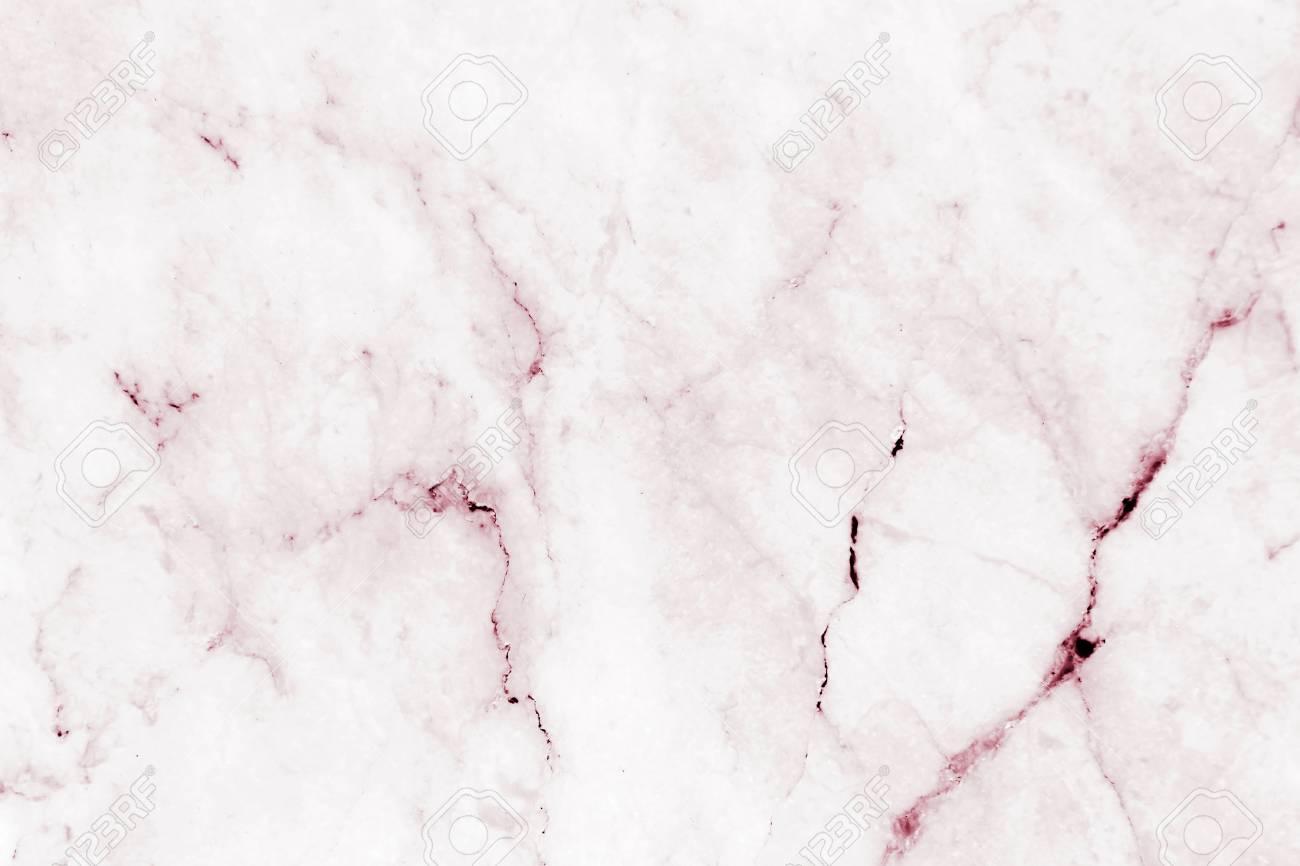 Fond De Texture A Motifs De Marbre Rose Pale Veritable Marbre