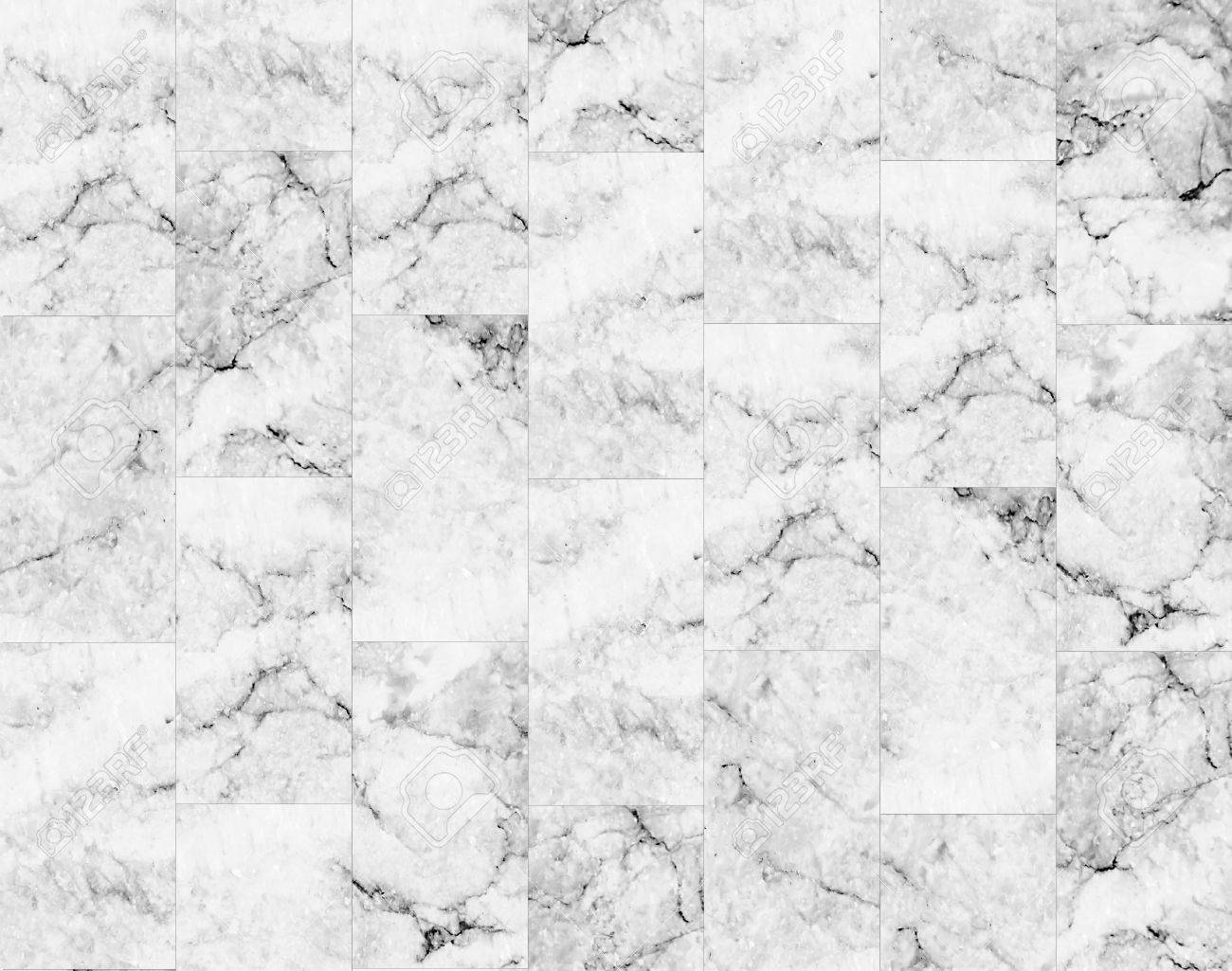 The Luxury Of White Marble Tiles Texture And Background Can