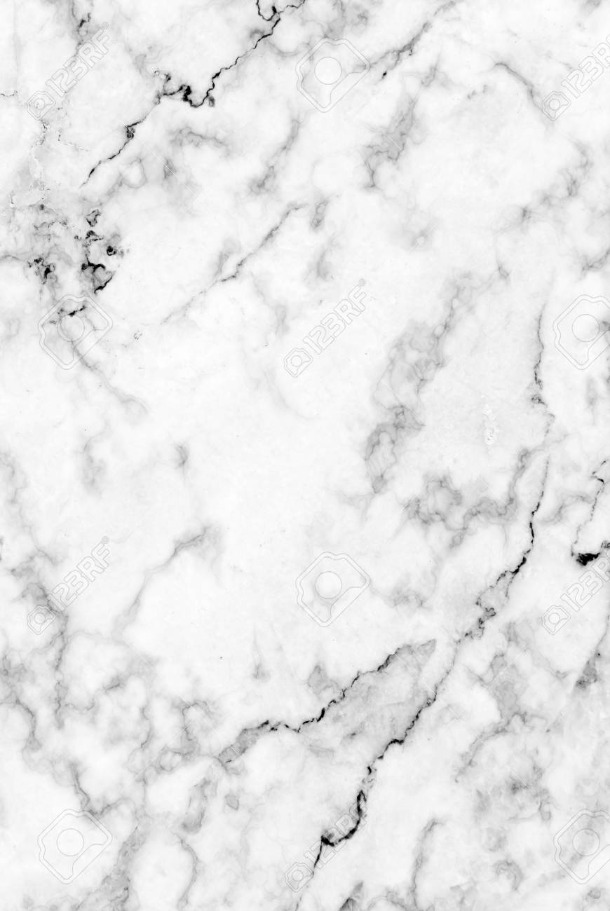 Grey And White Marble Wallpaper