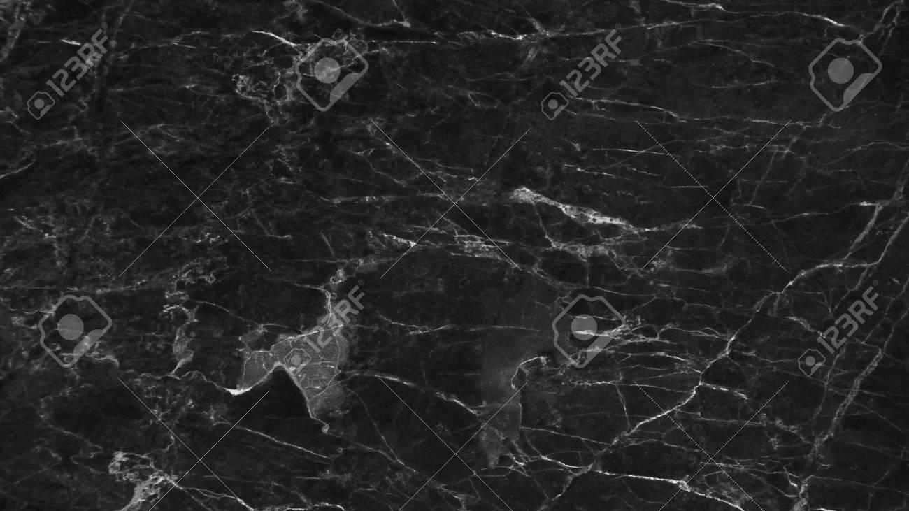 Immagini Stock Marmo Nero Texture Background Dettagliato Vero