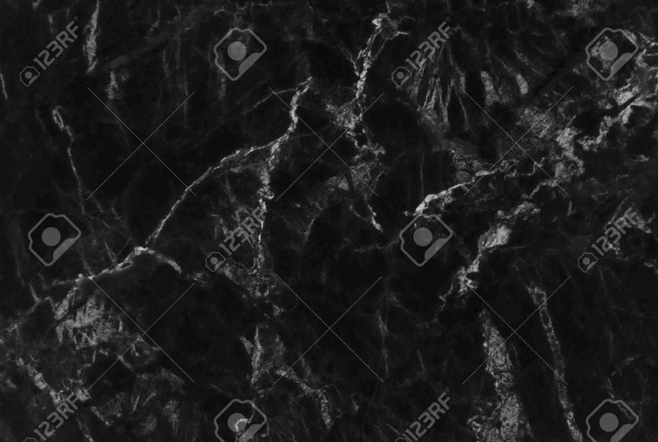 黒の大理石のテクスチャ 自然なパターンの壁紙 背景 または背景