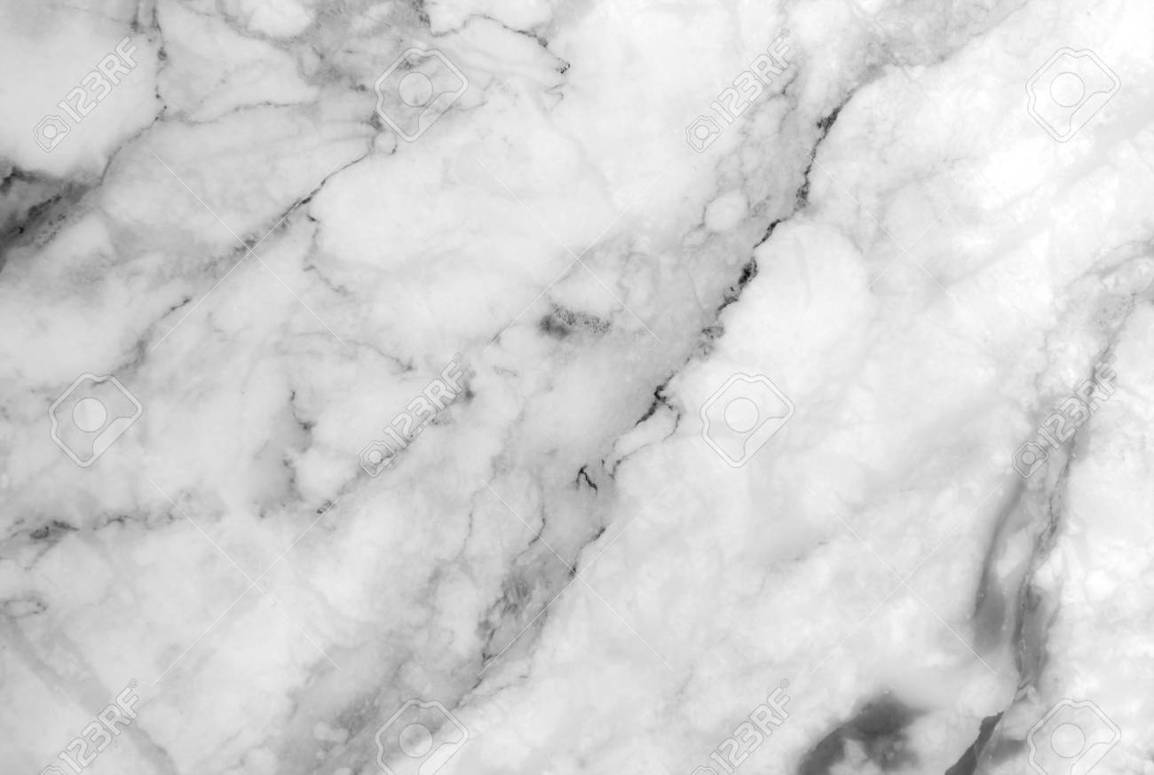 White grey marble texture (Pattern for wallpaper, backdrop, or background, and can also be used as a web banner, or business card, or as create surface effect for architecture or product design) - 81111040