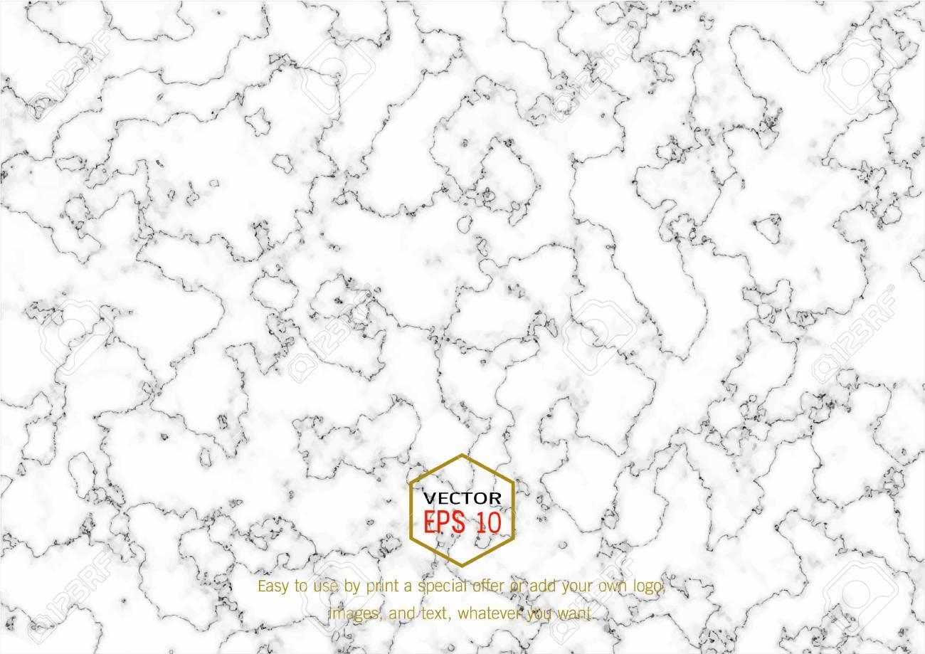 Abstrakte Weiße Marmor Textur Vektor Muster Hintergrund Trendy