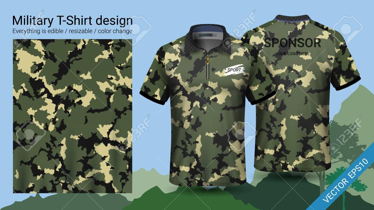 238c7a4d Military T Shirts Design | Top Mode Depot