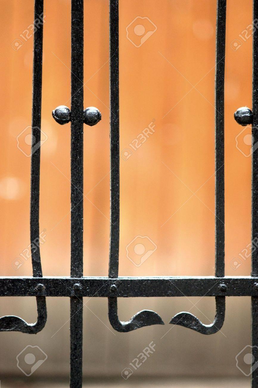 orange background Stock Photo - 829486