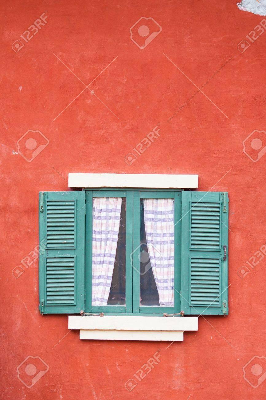 Antique Windows Antique Window Old Italian Windows Stock Photo Picture And