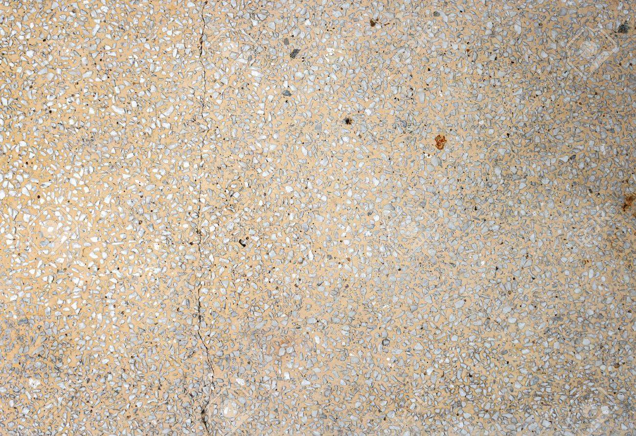 Stone Wall Texture Terrazzo Floor Background Rough Texture Surface